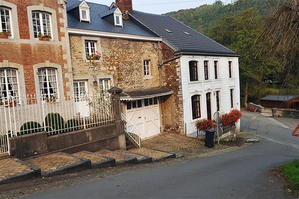 Rue sur Steppes